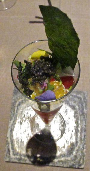 Takazawa parfait2 © Tokyo Food File