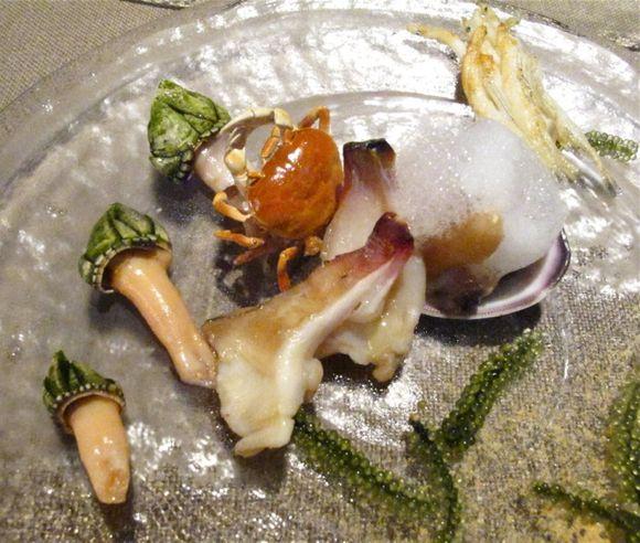 Takazawa sea1 © Tokyo Food File