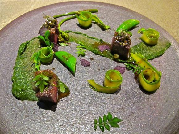Takazawa arabesque © Tokyo Food File