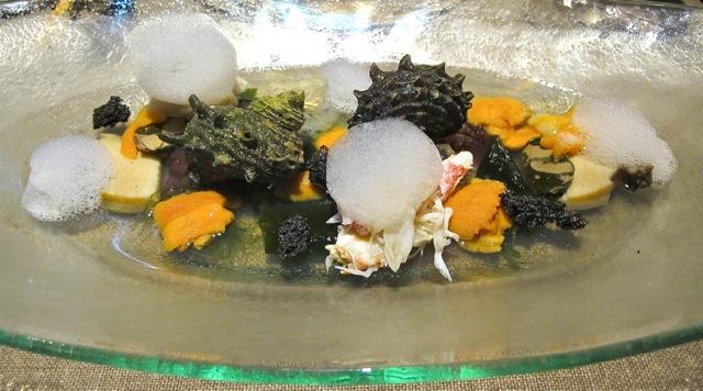 Takazawa sea2 © Tokyo Food File