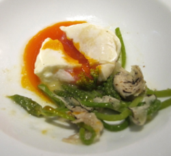 Takazawa carbonara3 © Tokyo Food File