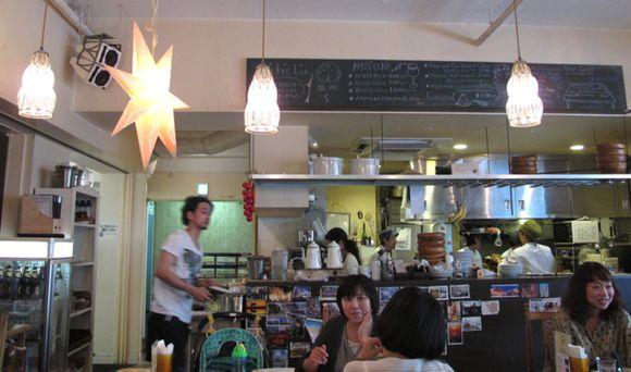 tabela dining room © Tokyo Food File