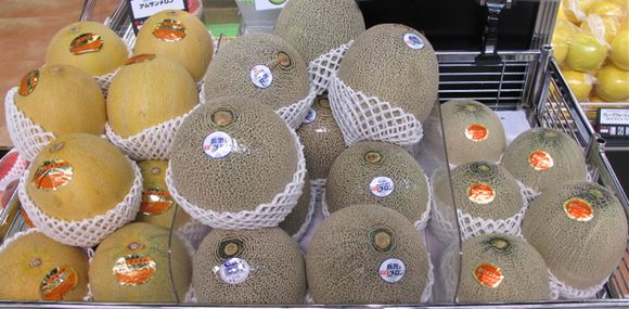 melons ©Tokyo Food File