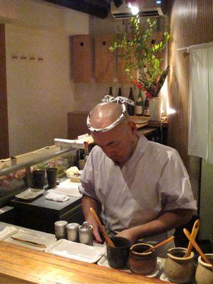 Torishiki basting © Tokyo Food File