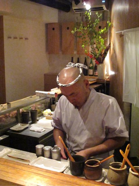 Torishiki ikegawa 2 © Tokyo Food File