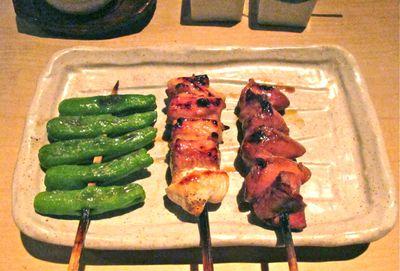 torishiki 3 sticks © Tokyo Food File