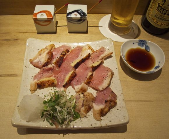 Torishiki aigamo © Tokyo Food File
