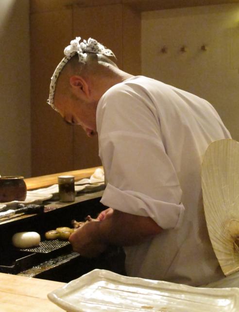 Torishiki grill 2 © Tokyo Food File