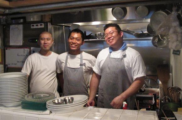 zinc crew © Tokyo Food File