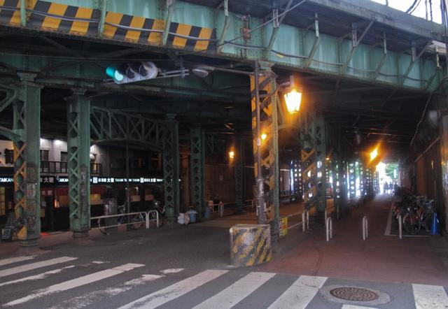 Kanda bridge © Tokyo Food File
