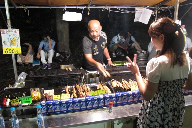 Matsuri 2 sticks © Tokyo Food File