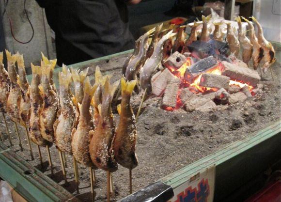 Matsuri ayu2 © Tokyo Food File