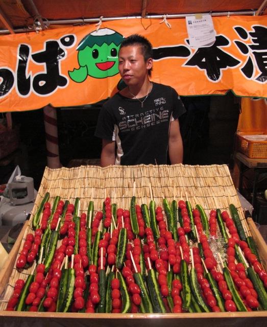 Matsuri kappa © Tokyo Food File
