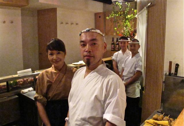 Torishiki ikegawa1 © Tokyo Food File