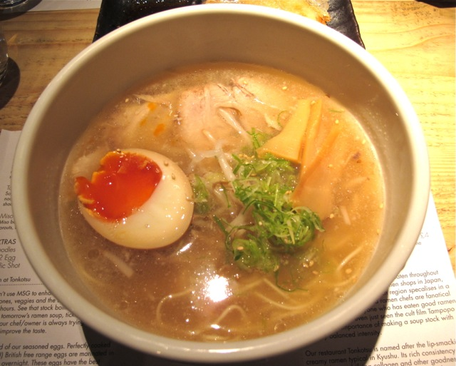Tonkotsu ramen © Tokyo Food File