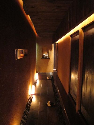 tantei corridor © Tokyo Food File
