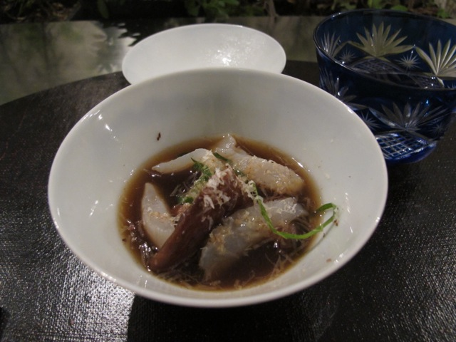 nameko+hotate @ libushi © Tokyo Food File