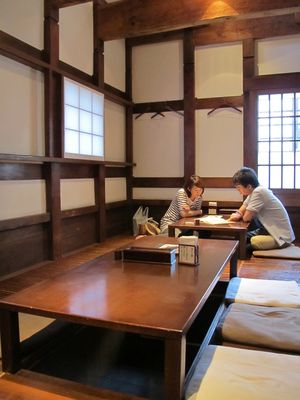 kamachiku interior2 © Tokyo Food FIle