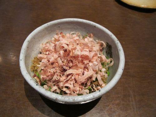 kamachiku ohitashi © Tokyo Food FIle
