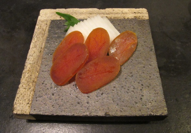 karasumi © Tokyo Food File