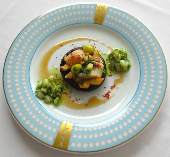 monnalisa shiitake © Tokyo Food FIle