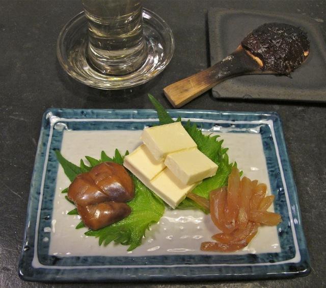tamayura misozuke © Tokyo Food File