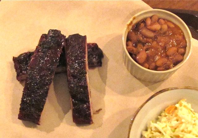 bashamichi BBQ ribs © Tokyo Food File
