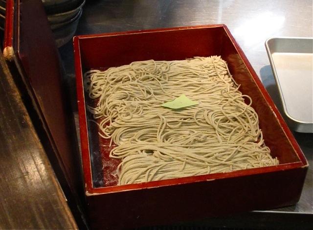 narutomi soba © Tokyo Food File
