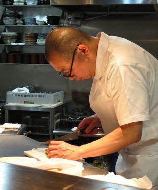 chef narutomi © Tokyo Food File