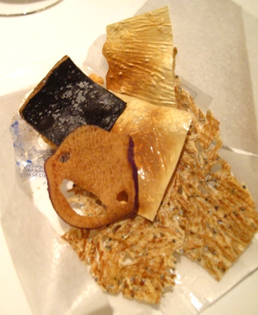 Den5 collabo snacks © Tokyo Food File