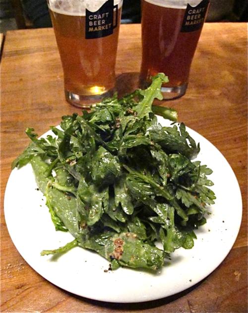 cbm jimbocho shungiku © Tokyo Food File