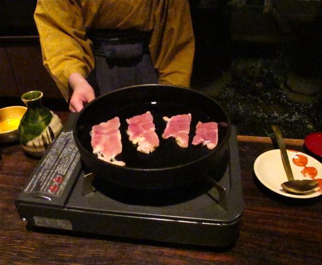 Innsyoutei sukiyaki2 © Tokyo Food File