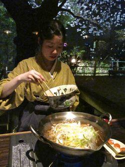 Innsyoutei nabe2 © Tokyo Food File