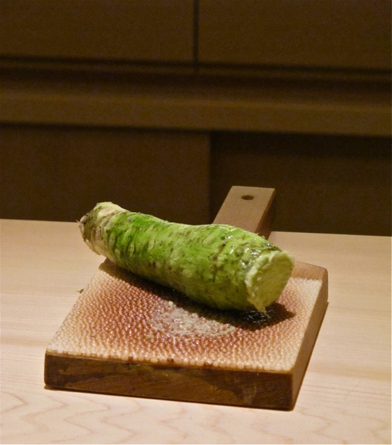 wasabi & grater © Tokyo Food File