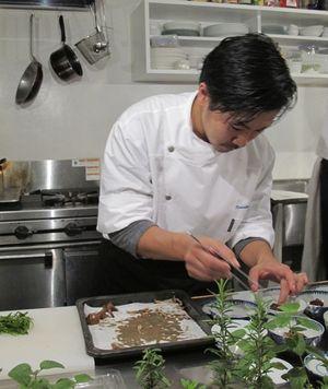 ken-san @ libushi © Tokyo Food File