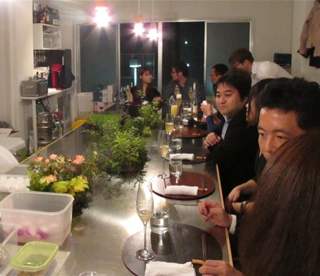 libushi venue © Tokyo Food File