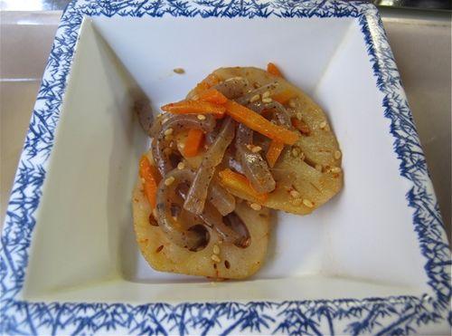 kinpirarenkon © Tokyo Food File