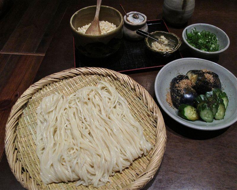 kamachiku zaru © Tokyo Food FIle