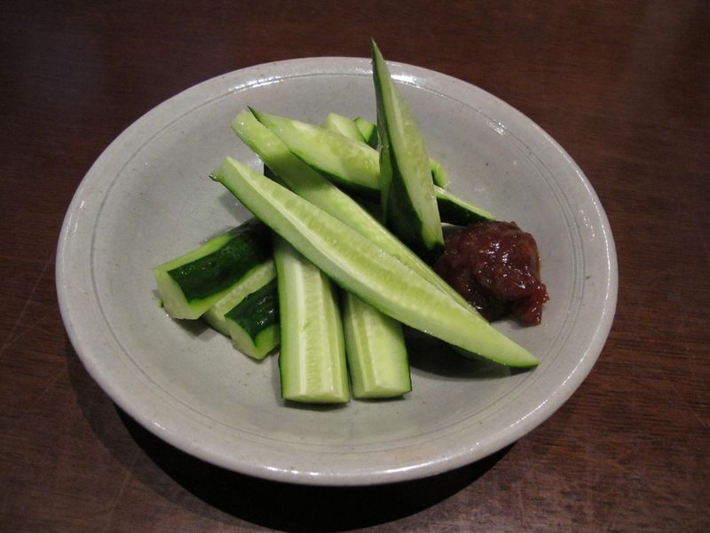 kamachiku morokyu © Tokyo Food FIle