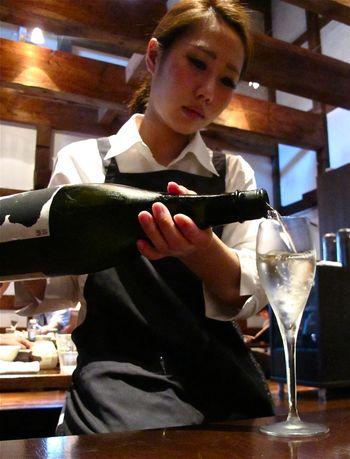 kamachiku sake © Tokyo Food FIle