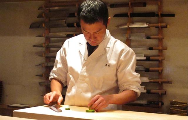 kurogi + knives © Tokyo Food File