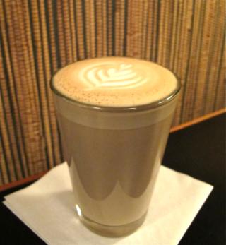 Fuglen latte © Tokyo Food File