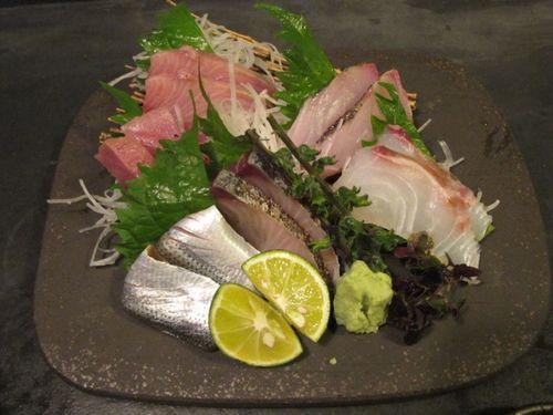tamayura sashimi © Tokyo Food File