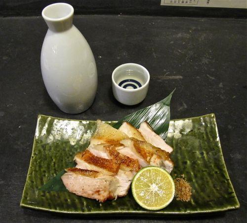 tamayura toriyaki © Tokyo Food File