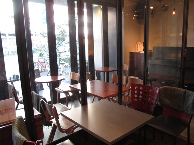 C*Lab café © Tokyo Food File