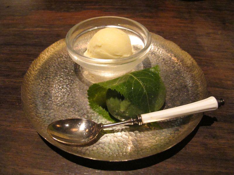 Innsyoutei dessert © Tokyo Food File