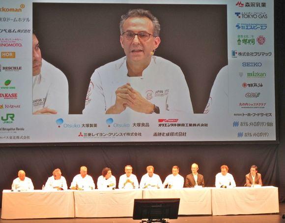 Tokyo Taste Bottura © Tokyo Food File