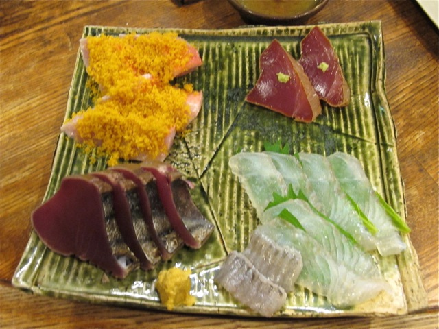 okagesan sashimi 1 © Tokyo Food File