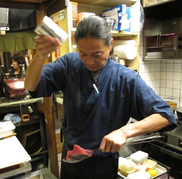 kanzaki katsuo 1 © Tokyo Food File