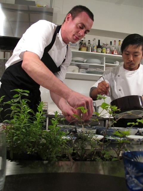 Dan Cox @ libushi © Tokyo Food File